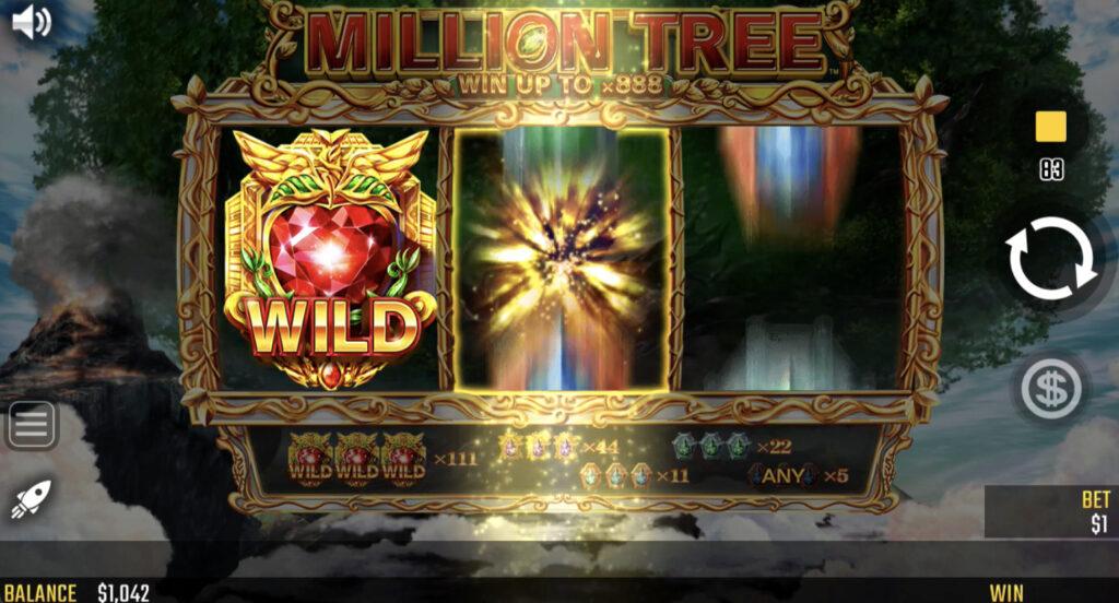 Million Tree(ミリオンツリー)