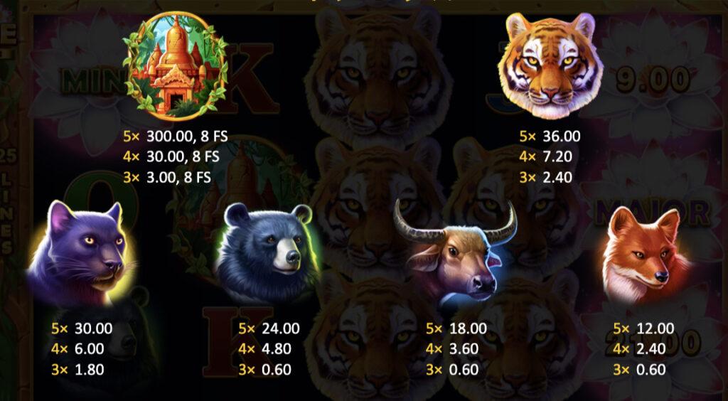 Tiger Jungle Hold and Win(タイガージャングル ホールドアンドウィン)