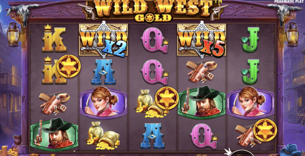 Wild West Gold(ワイルド・ウェスト・ゴールド)