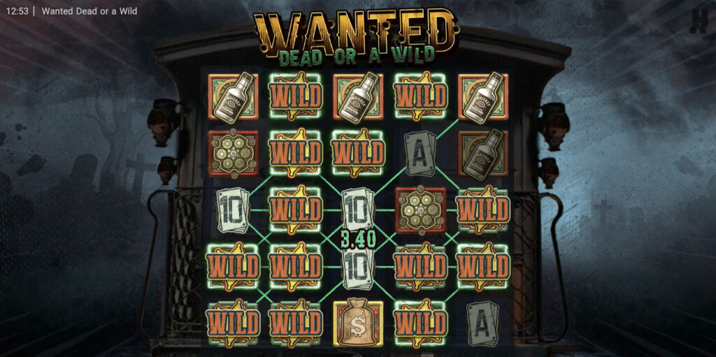 Wanted Dead or a Wild(ウォンテッド・デッド・オア・ア・ワイルド)